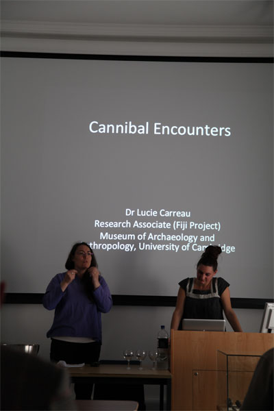 cannibal forking event cambridge