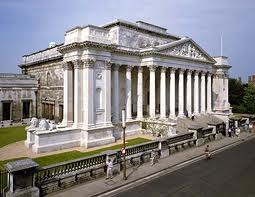 The Fitzwilliam Museum facade